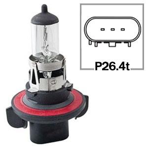 LAMPADA CONVENCIONAL  12V 60/55W FAROL H13 UNIVERSAL HELLA