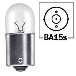 LAMPADA CONVENCIONAL R10W 12V 10W MINIATURA 67 UNIVERSAL