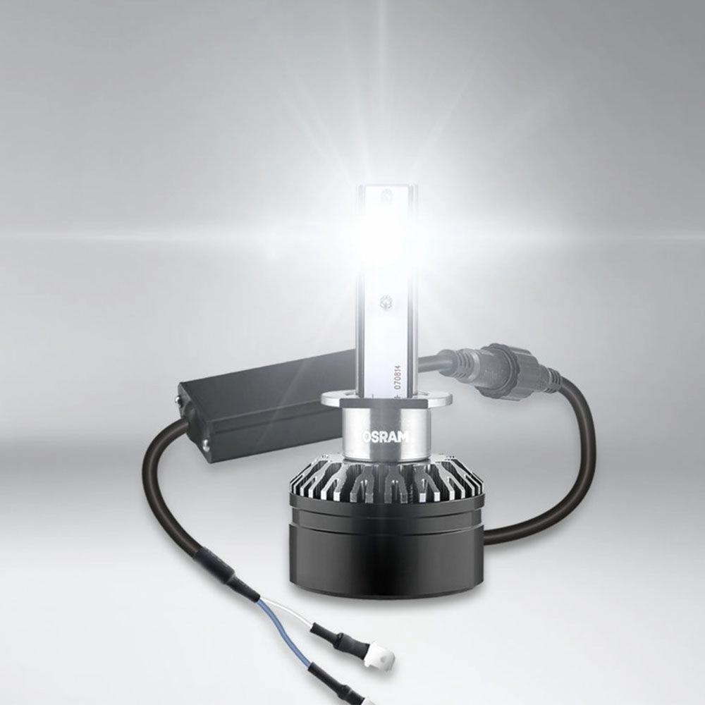 LAMPADA LED KIT LED LEDRIVING H1 6000K 25/25W