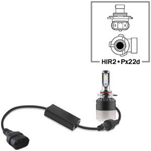 LAMPADA LED KIT LED LEDRIVING HIR2 6000K 25/25W