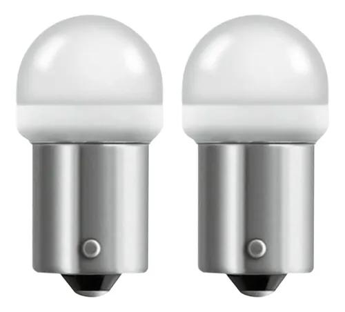 PAR LAMPADAS LED PINO ENCONTRADO R10W 12V 6 LEDS BRANCO OSRAM
