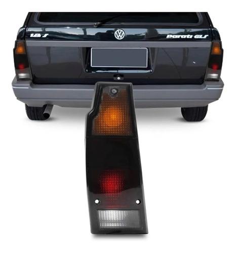 Lanterna Parati / Saveiro Quadrada 1983 À 1997 Fumê Lado Esq