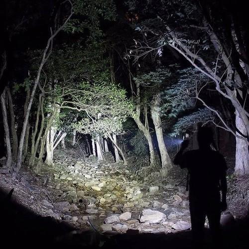 Lanterna Tática Led Cree Police Swat Profissional Sos
