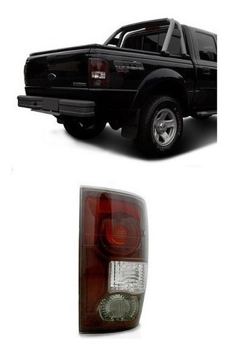 Lanterna Traseira Ranger 2005 2006 2007 2008 2009 Lado D