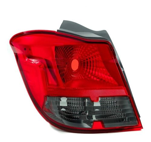 Lanterna Traseira/ré Original Vermelha Fumê Onix 2012 Le