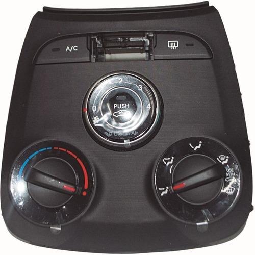 Painel Controle Do Ar Condicionado Hyundai Hb20 Original