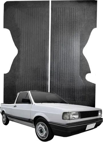 TAPETE BORRACHA DA CACAMBA VW SAVEIRO G1 96/ BORCOL