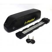 Bateria de Lítio Removível 48V 468 W/H E-bike iPedal