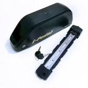 Bateria de Lítio Removível 48V 702 W/H E-bike iPedal