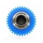 Engrenagem Plástica Azul TSDZ2 E-bike IPedal p/ Todas Voltagens