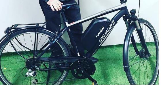 Bateria de Lítio Removível 36V 810 W/H E-bike iPedal