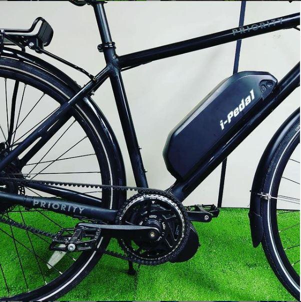 Bateria de Lítio Removível 48V 585 W/H E-bike iPedal