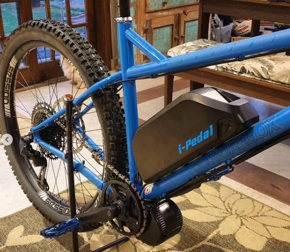 Bateria de Lítio Removível 48V 819 W/H E-bike iPedal