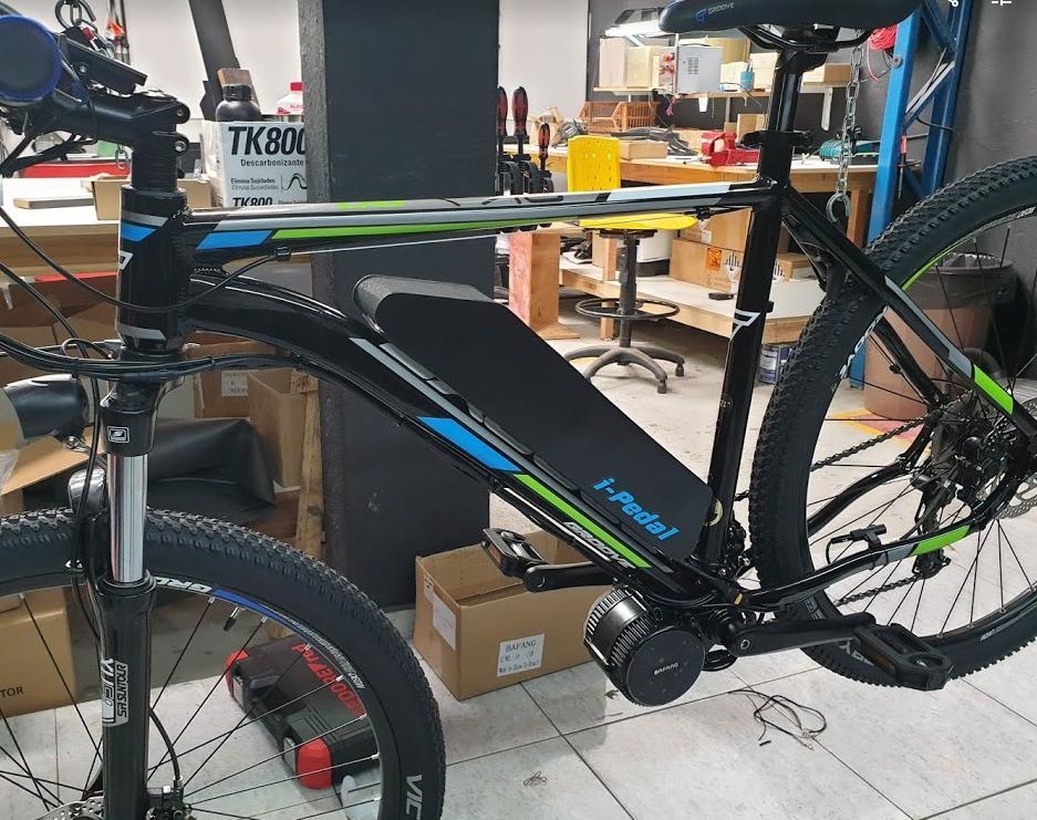 Bateria Sob Medida 36V / 48V E-Bike iPedal
