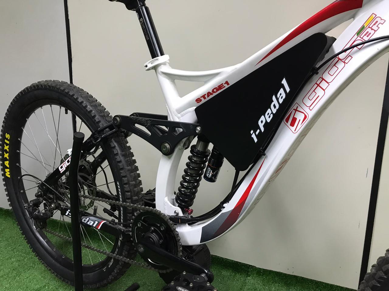 Bateria Sob Medida 36V /48V Ultra 1000 E-Bike iPedal
