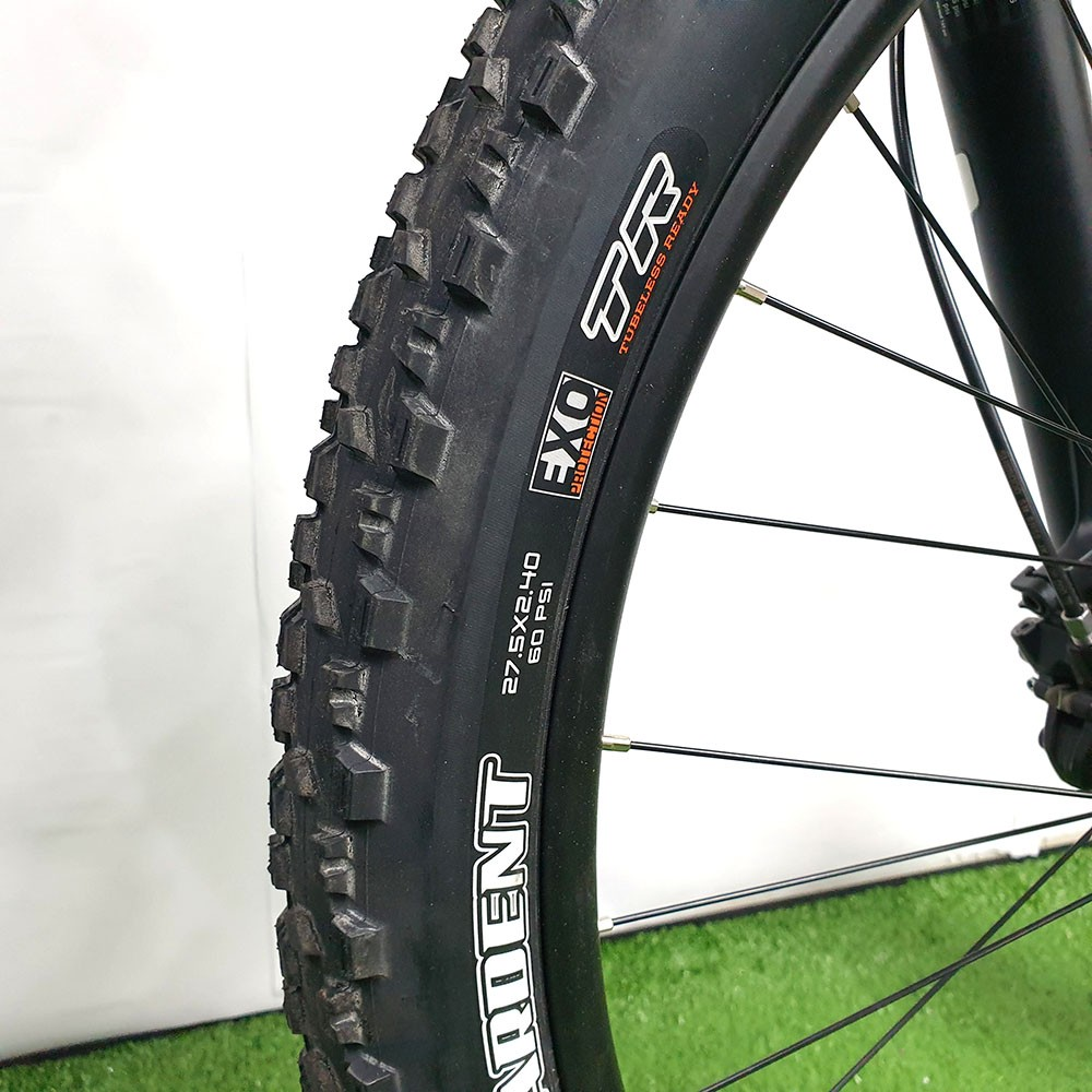 Bicicleta Elétrica Ebike iPedal MTB90 XL TongSheng Rockshox