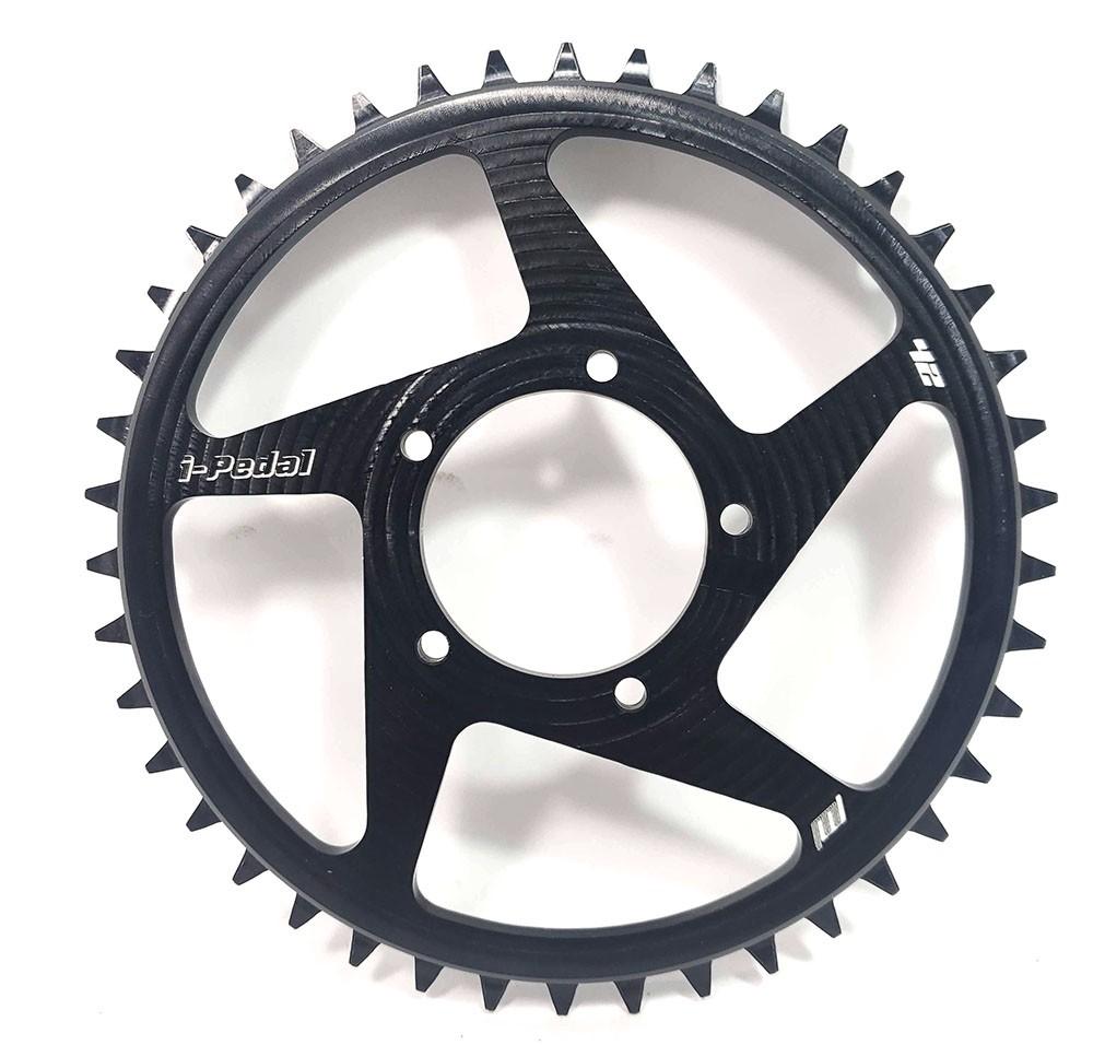 Coroa 42 Dentes BBS02 E-Bike Bafang Mid Drive iPedal
