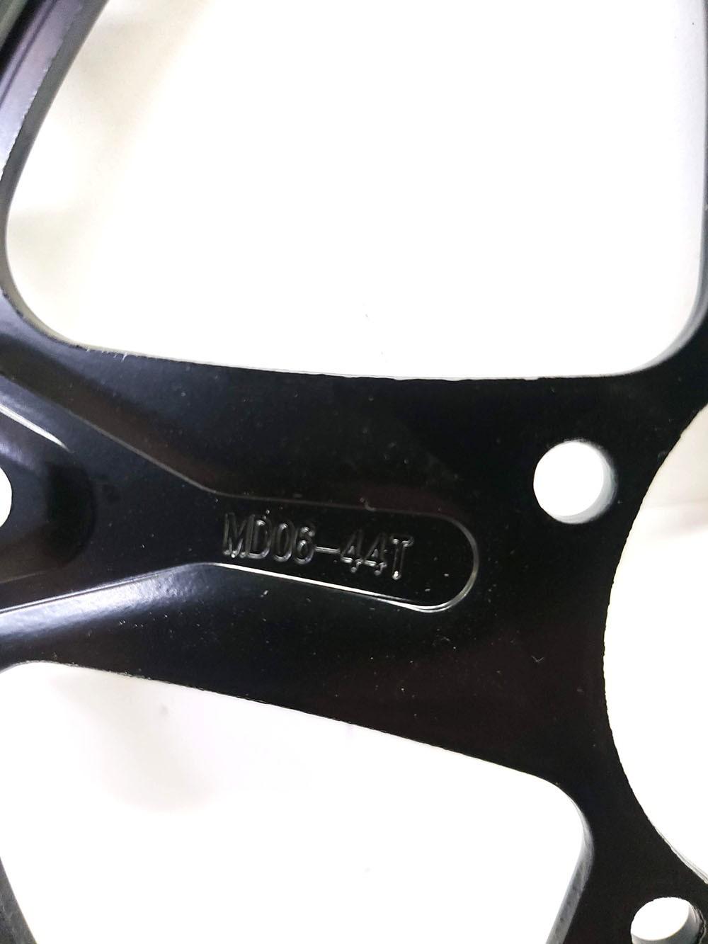 Coroa 44 Dentes BBS02 E-Bike Bafang Mid Drive