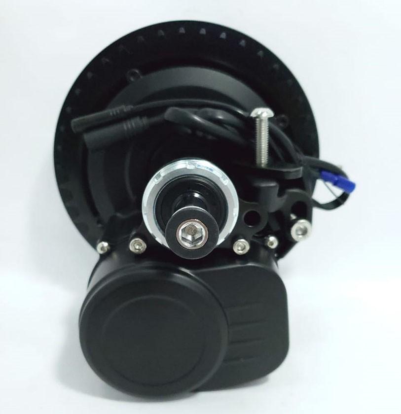 Motor Central TSDZ2 48V 350W iPedal E-bike c/ Sensor de Torque