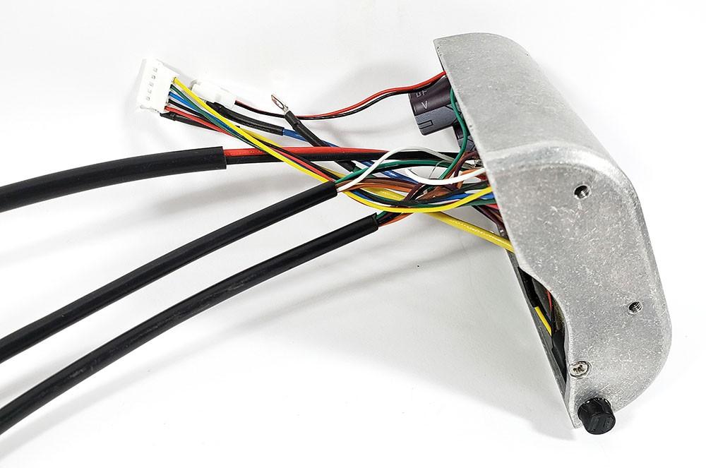 Placa Controladora Com Acelerador TSDZ2 E-bike IPedal 350W