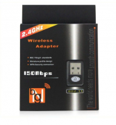 Adaptador Wireless USB Wi-Fi LV-UW06