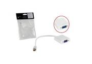 Conversor Mini Display Port Para VGA Fêmea