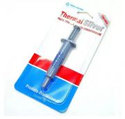 Pasta Térmica Thermal Silver Implastec Prata Pc Notebook