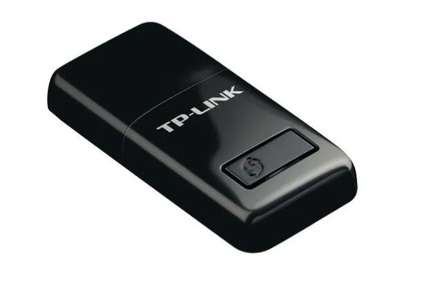 Adaptador Wifi Wn823n Tp-link 300 Mbps Usb