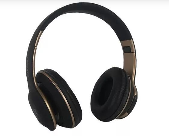 Fone de Ouvido Headphone Wireless Bluetooth P2 SD Card KP462