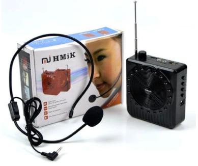 Microfone Megafone Digital  amplificador De Voz