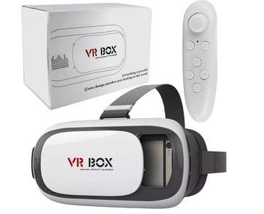 Óculos de Realidade Virtual Reality Glasses - VR Box