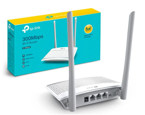 Roteador Wireless 300 Mbps TL-WR820N Tp-Link