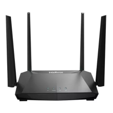 Roteador Wireless Intelbras Action RG 1200 Mbps Dual Band