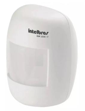 Sensor Sem fio i nfra. IVP 2000 Intelbras