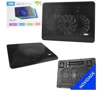 Suporte para notebook com Cooler DEX DX-001