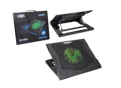 Suporte para Notebook com Cooler Dex DX-005