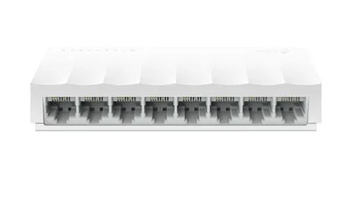 Switch Mesa Tp-link Ls1008 8 Portas Fast 10/100mbps Litewave