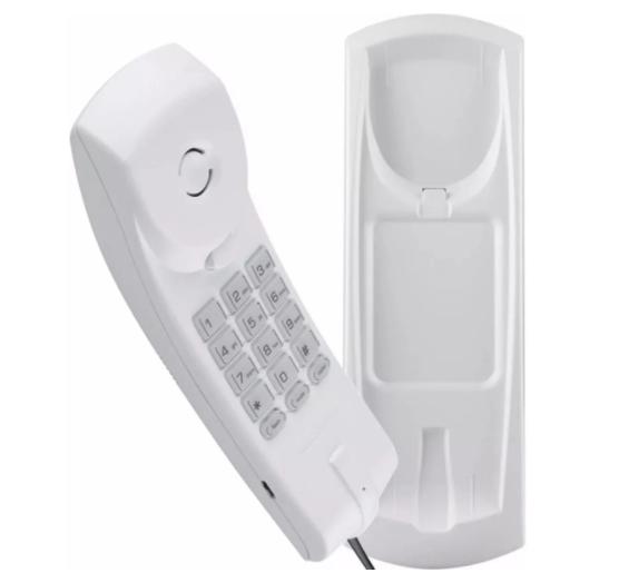 Telefone Intelbras Gondola Tc 20 Cinza Ártico