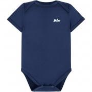 Body Básico Bebê Azul Marinho Milon