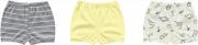 Kit Shorts Suedine Bebê kiko Baby