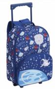 Mochila Infantil Com Rodinhas Pimpolho - Astronauta
