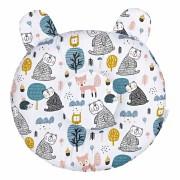 Travesseiro Anatômico - Urso Batistela Baby