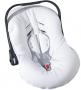Capa Para Bebê Conforto Matelado Branco Batistela Baby