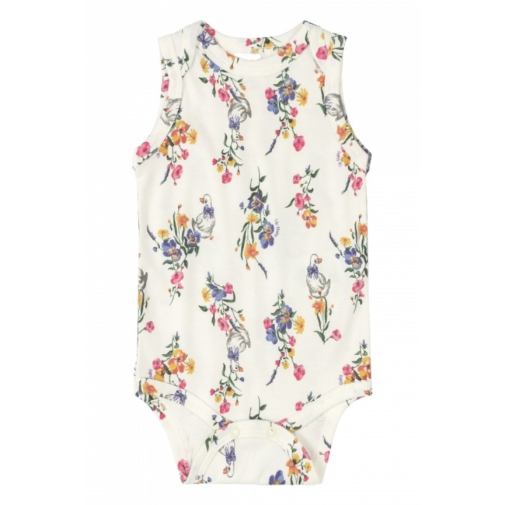 Body Regata Floral Up Baby