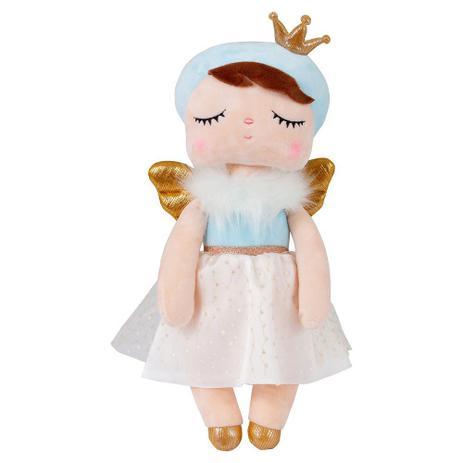 Boneca Metoo Ângela Angel Azul  Bup Baby