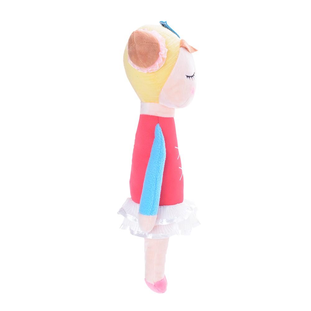 Boneca Metoo Angela Original Bailarina Vermelha