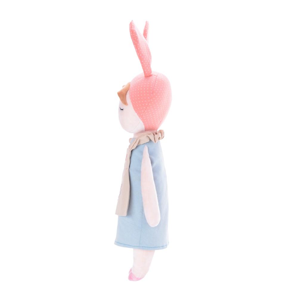 Boneca Metoo Ângela Doceira Retrô Bunny Rosa Bup Baby