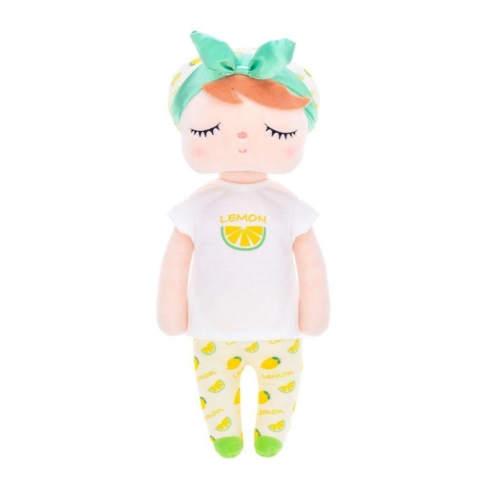 Boneca Metoo Ângela Fruta Limão  Bup Baby