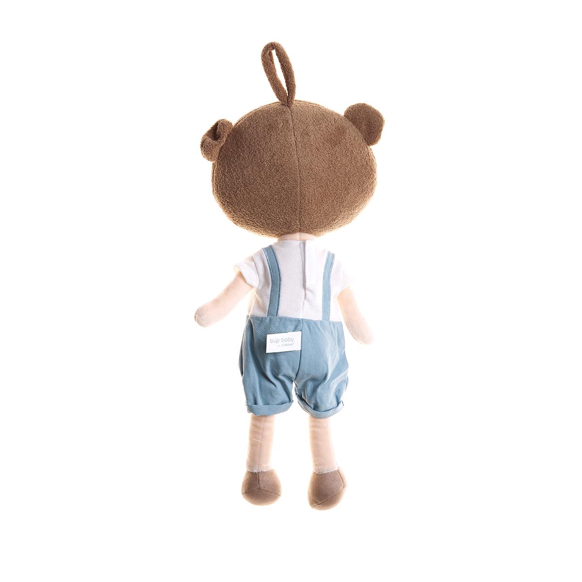 Boneca Metoo Jimbão Boy Bear  Bup Baby