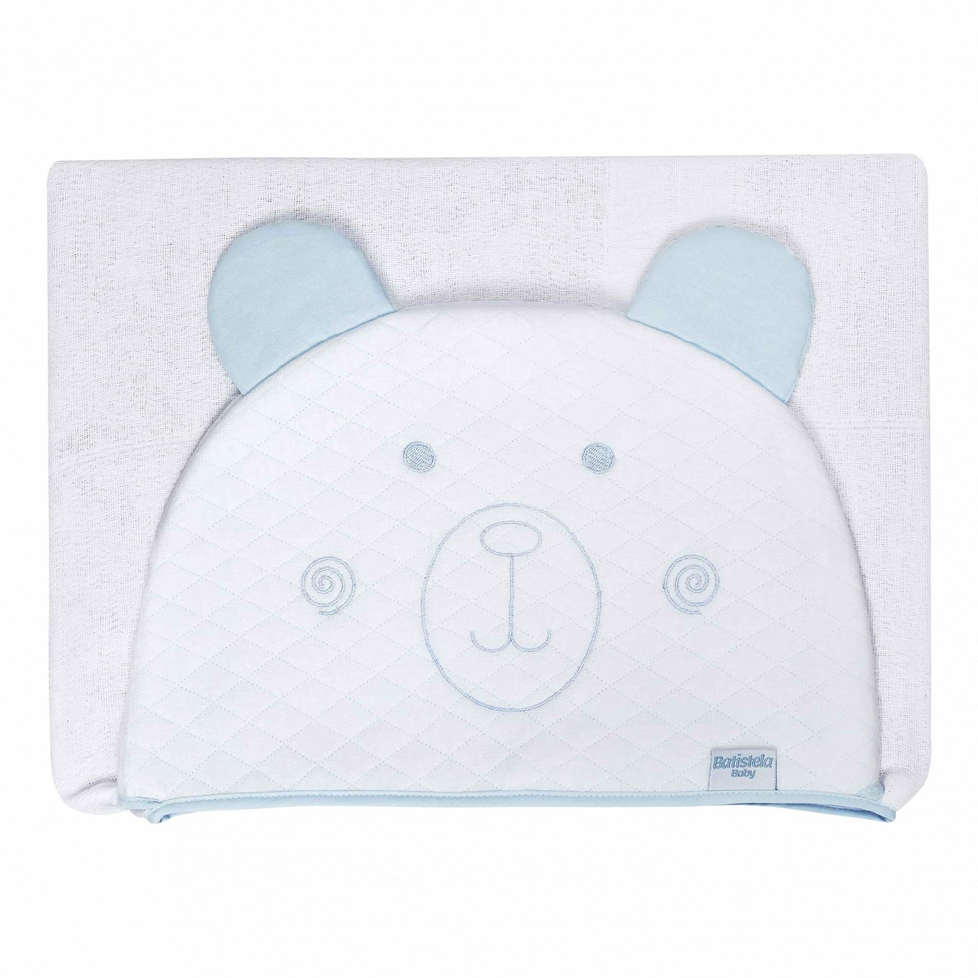 Toalha De Banho Azul Claro Batistela Baby